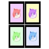 Pop Art Cats