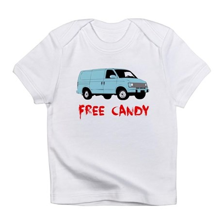 Free Candy Infant T-Shirt