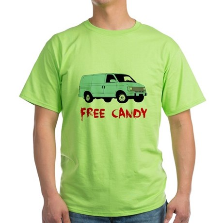 Free Candy Green T-Shirt