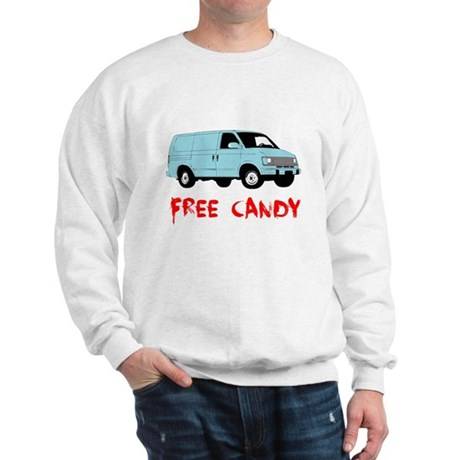 Free Candy Sweatshirt