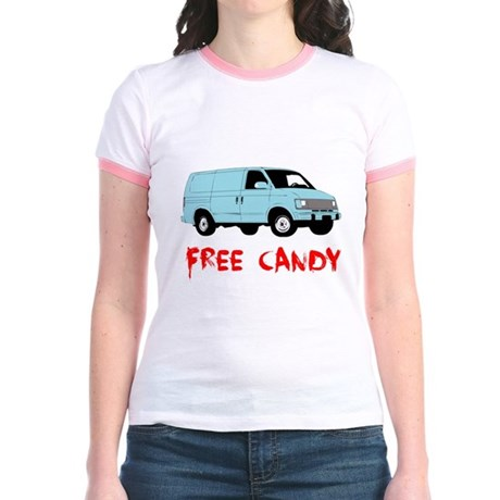 Free Candy Jr Ringer T-Shirt