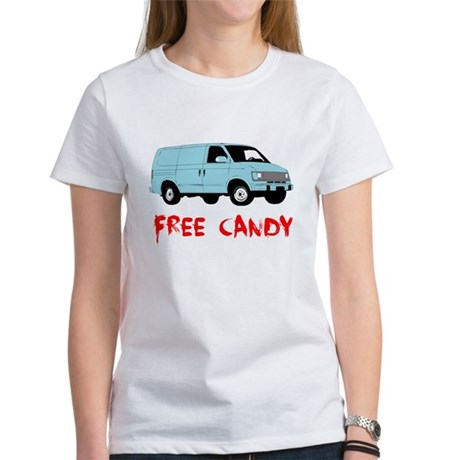 Free Candy Womens T-Shirt