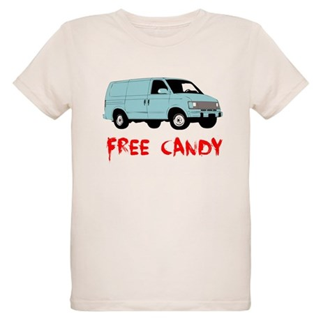 Free Candy Organic Kids T-Shirt