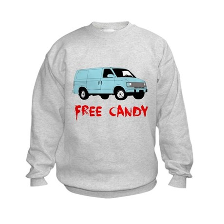 Free Candy Kids Sweatshirt