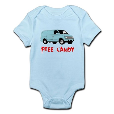 Free Candy Infant Bodysuit