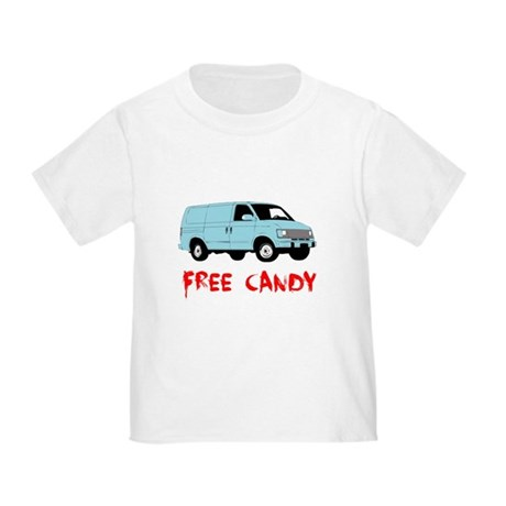 Free Candy Toddler T-Shirt