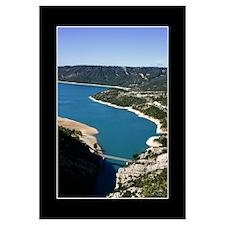 Gorges du Verdon: Lac Sainte Croix