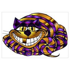 Golden Cheshire Cat