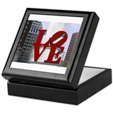 Love Park Keepsake Box
