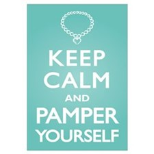 Keep Calm Pamper
