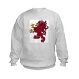 Red Gryphon Sweatshirt