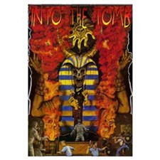 Small 'Into The Tomb' Album Cover