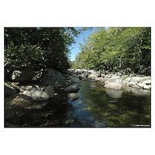 9X12 - Adirondack River 4