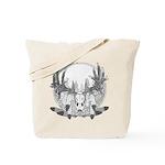 Whitetail Euro Mount Tote Bag