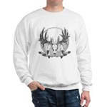 Whitetail Euro Mount Sweatshirt