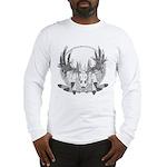 Whitetail Euro Mount Long Sleeve T-Shirt