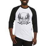 Whitetail Euro Mount Baseball Jersey