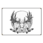 Whitetail Euro Mount Banner