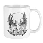 Whitetail Euro Mount Mug