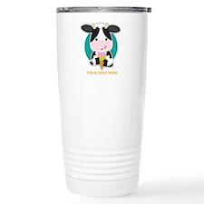 Cow Ice Cream Travel Mug