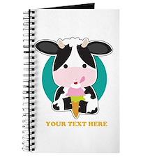 Cow Ice Cream Journal