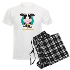 Cow Ice Cream Pajamas