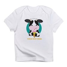 Cow Ice Cream Infant T-Shirt