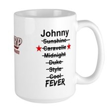 Johnny Fever Mug