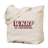 WKRP Tote Bag