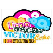 LimaOscarVictoryEcho Military