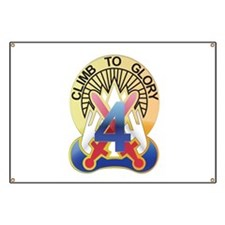 New Sec10th Mountain - 4Th Co Banner