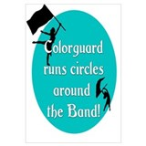 Colorguard Wall Art