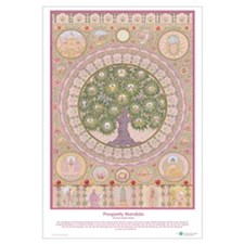 Funny Mandala Wall Art