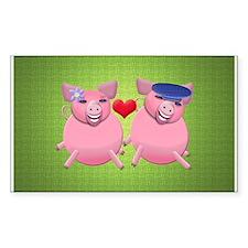 Happy porkies Decal