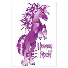 Purple Horses Rock