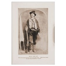 Billy the Kid Photo Print 23x35