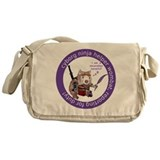 Cute Wombat Messenger Bag