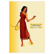 Miriam Name (16x20)