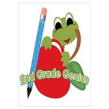 2nd Grade Genius Frog