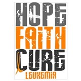 HOPE FAITH CURE Leukemia