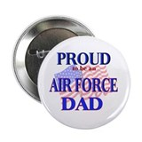 Air Force - Dad Button