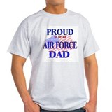 Air Force - Dad Ash Grey T-Shirt