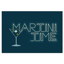 Martini Time Retro Lounge