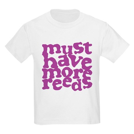 More Reeds Kids Light T-Shirt
