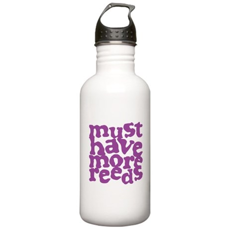 More Reeds Stainless Water Bottle 1.0L