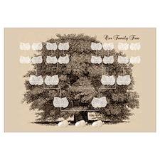 Family Tree 3 Acorns