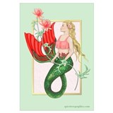 Waterlily Mermaid