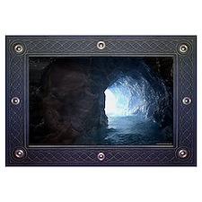 Merlin's Cave, Tintagel, Cornwall