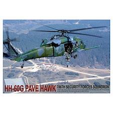"""35"""" x 23"""" HH-60G PAVE HAWK"""