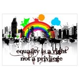 Equality is a right!